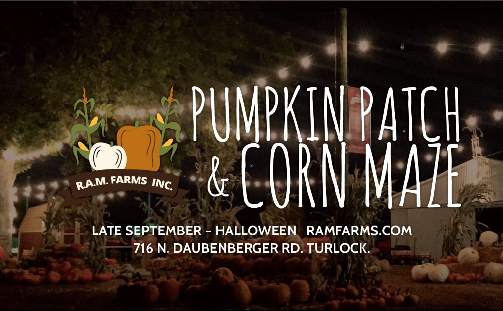R.A.M. Farms promotional materials