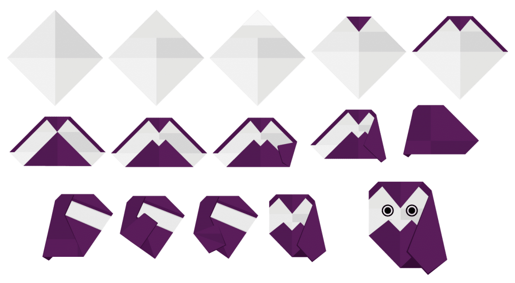 Owl Origami (MSFT)