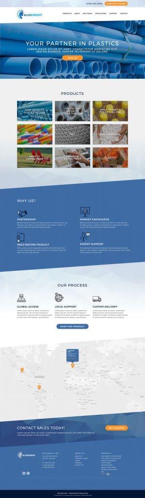 Plastic-Homepage