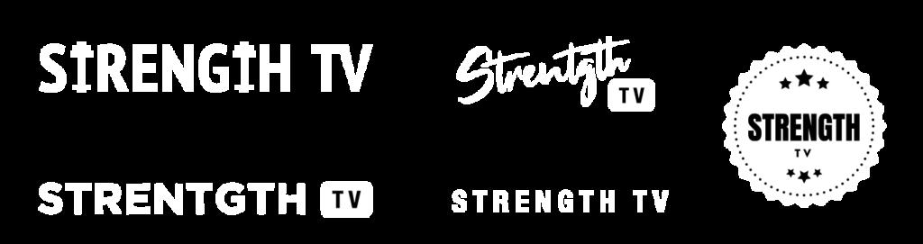 StrengthTv-Logo-Options